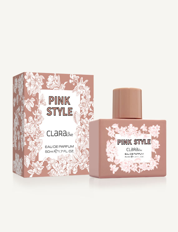 Claraline Pink Style For Women