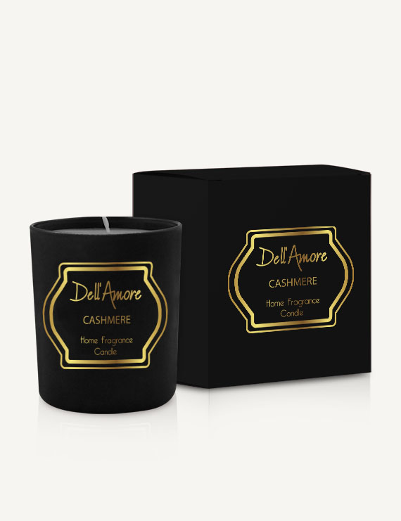 Dell Amore Cashmere Candle