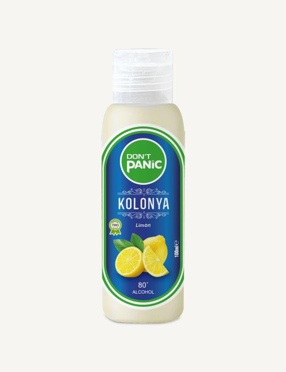 Eau De Cologne Lemon 100ML