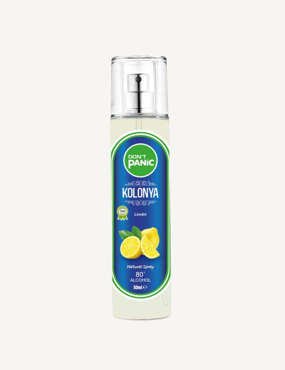 Eau De Cologne Lemon 50ML