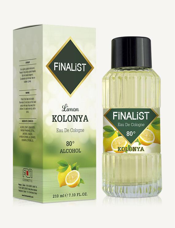 Finalist Lemon Eau De Cologne