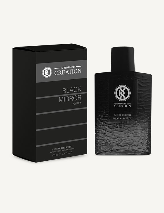Kreasyon Creation Black Mirror For  Men