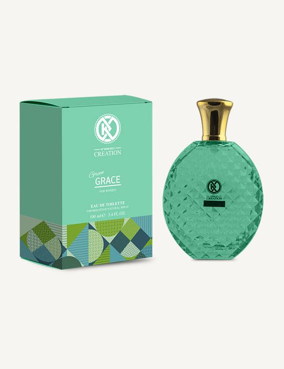 Kreasyon Creation Green Grace For Women