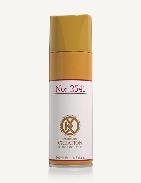 Kreasyon Creation No-2541 For Women Deodorant