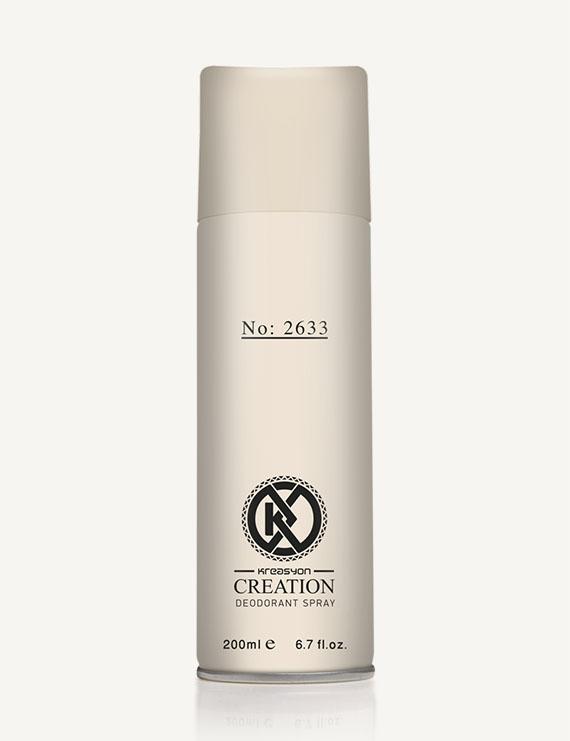 Kreasyon Creation No-2633 For Women Deodorant