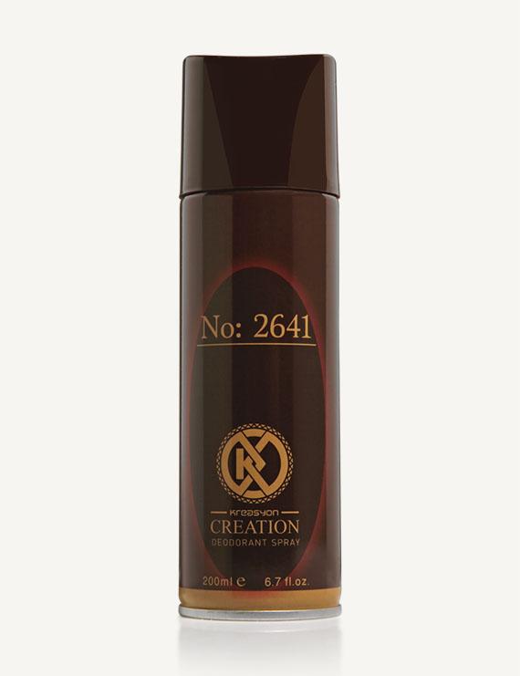 Kreasyon Creation No-2641 For Women Deodorant
