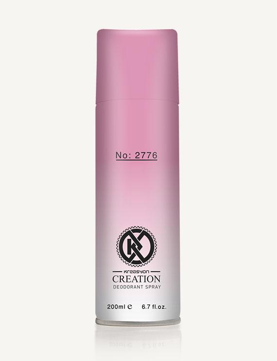 Kreasyon Creation No-2776 For Women Deodorant