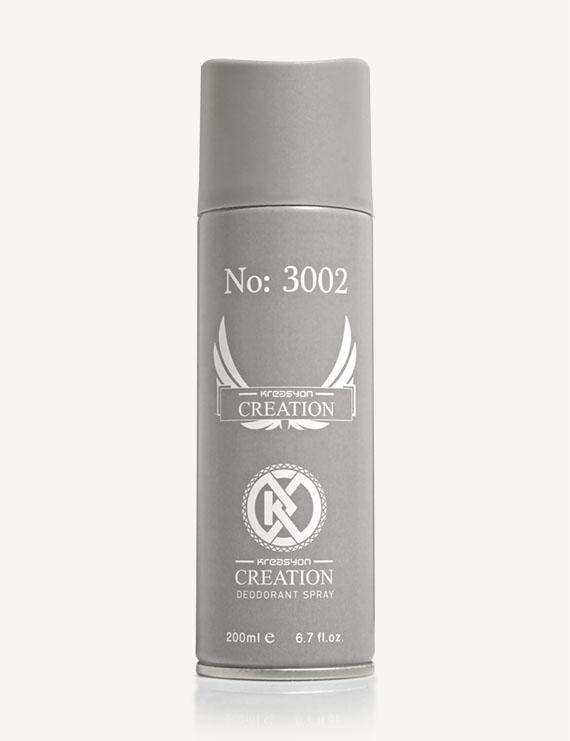 Kreasyon Creation No-3002 For Men Deodorant