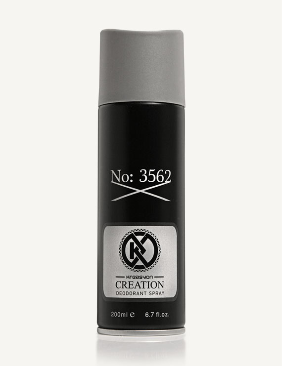 Kreasyon Creation No-3562 For Men Deodorant