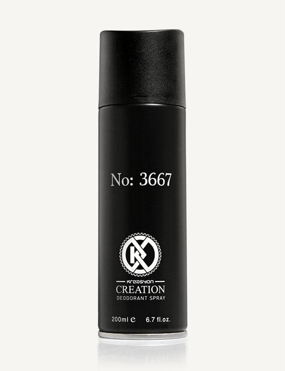 Kreasyon Creation_No-3667_For Men_Deodorant