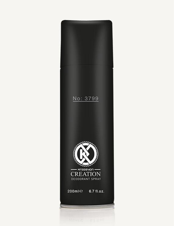 Kreasyon Creation_No-3799_For Men_Deodorant