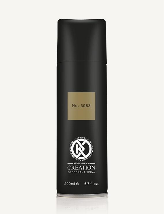 Kreasyon Creation No-3983 For Men Deodorant