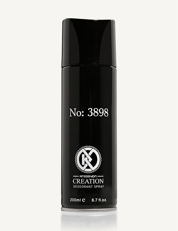Kreasyon Creation No-3988 For Men eodorant