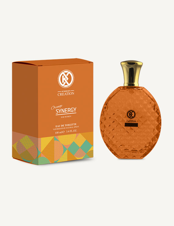 Kreasyon Creation Orange Synergy For Women