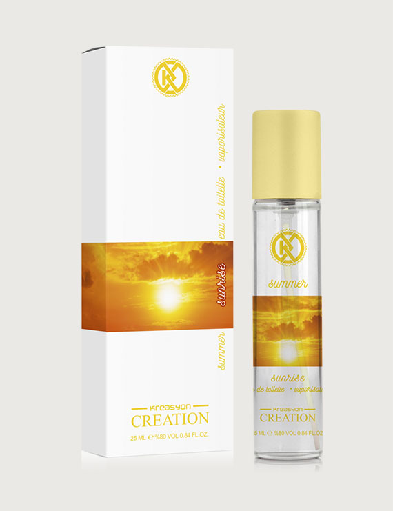 Kreasyon Creation Summer Sunrise