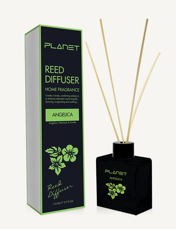 Planet Angelica Reed Diffuser