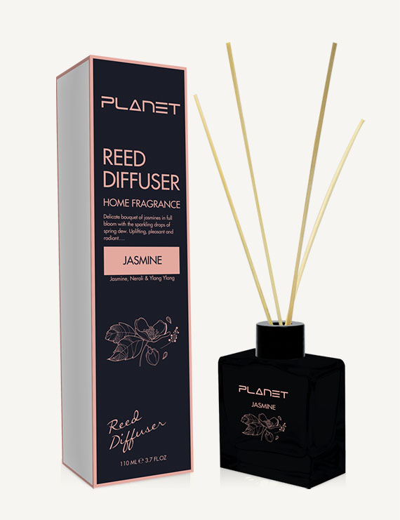 Planet Jasmine Reed Diffuser