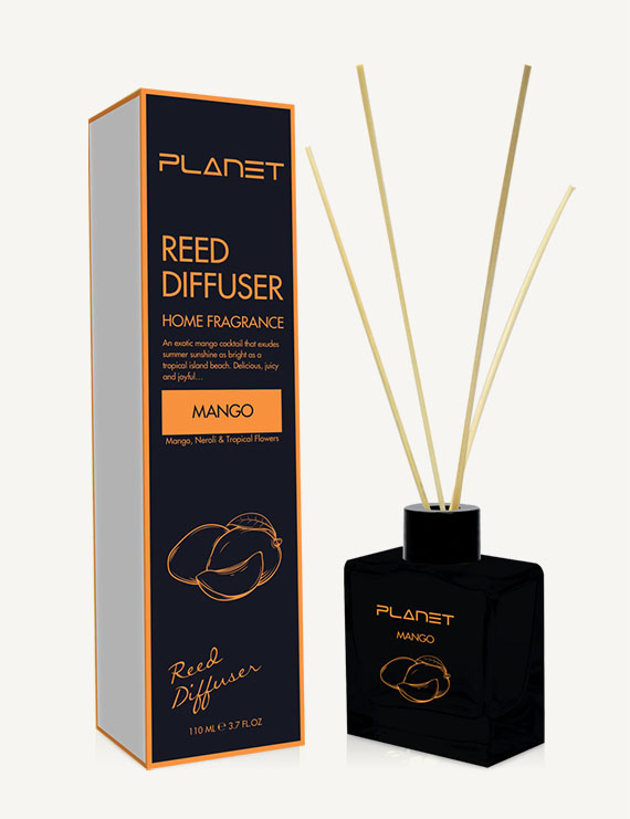 Planet Mango Reed Diffuser